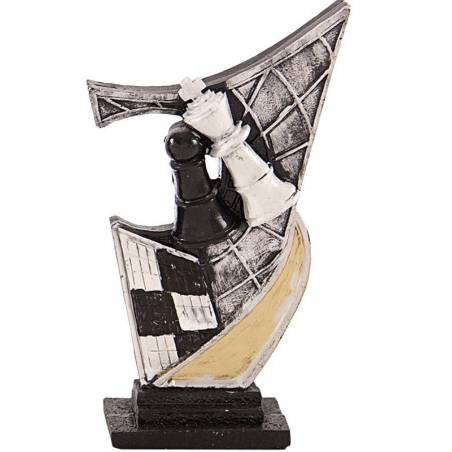 Chess trophies 5414