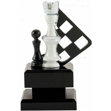 Chess trophies 8570