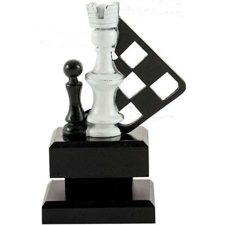 Trofeo ajedrez 8570