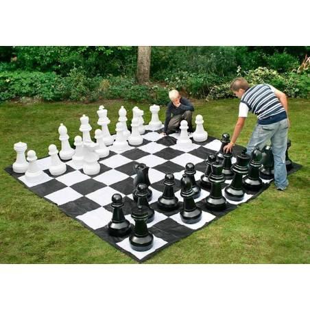 Peces Escacs gegant 64 cm. Superior