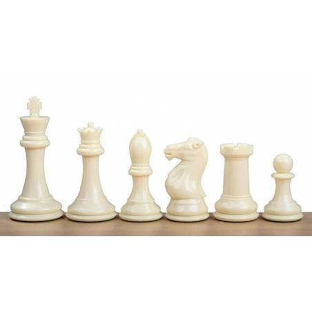 Chess pieces plastic quality model Conqueror