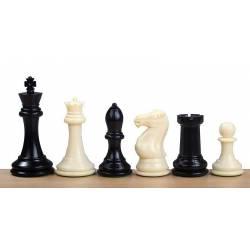 Piezas ajedrez plastico calidad Modelo Conqueror
