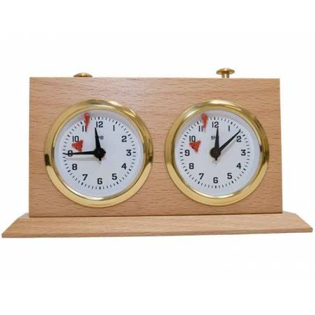 Analog chess clock BHB pedestal