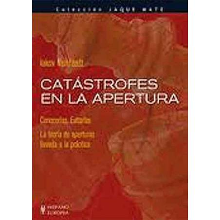 Chess book Catástrofes aperturas