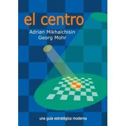 Libro ajedrez El centro