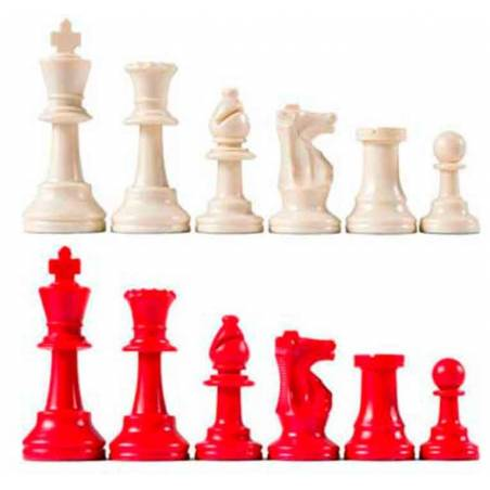 Peces escacs Básicas Club de colores