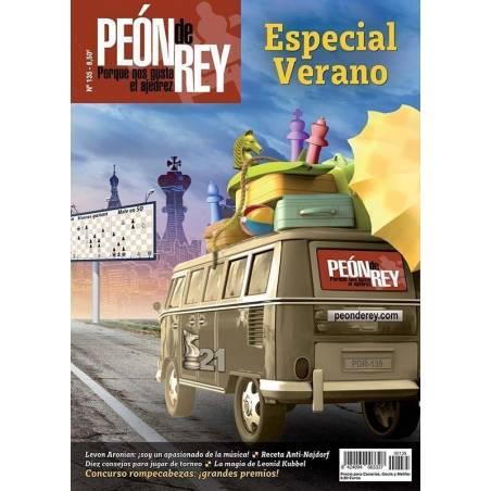 Revista escacs Peó de Rei nº 135