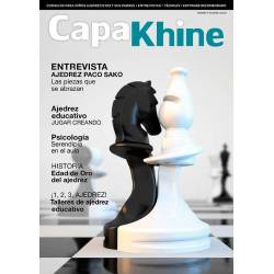 Chess magazine Capakhine nº 14. The chess magazine for children and their parents