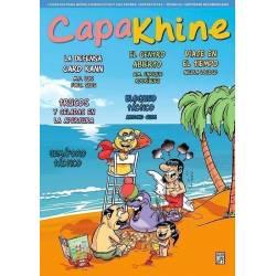 Revista ajedrez Capakhine nº 14. La revista de ajedrez para niños y sus padres
