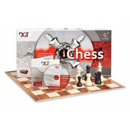 DGT iChess Box + Chess Trainer CD