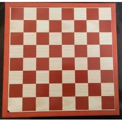 Chess Wooden board 31 cm. with cap