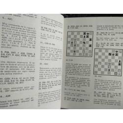 Libro ajedrez Miguel Tal campeón del mundo