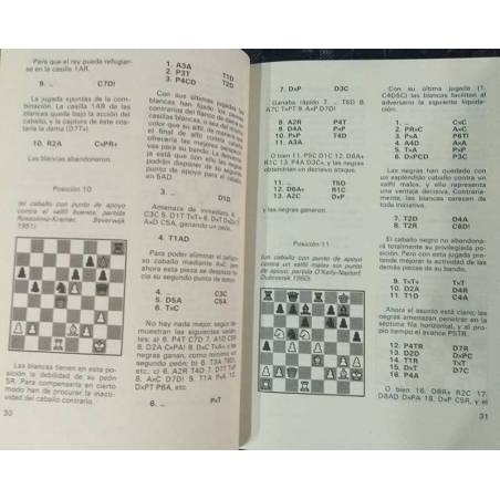 El medio juego en ajedrez tomos I y II