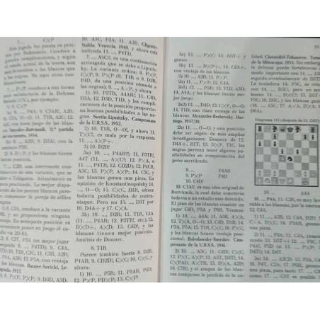 Llibre escacs La Apertura Española tomo II