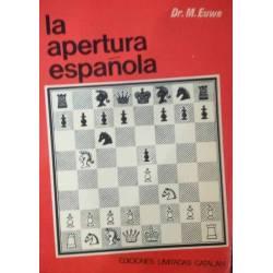 Libro ajedrez La Apertura Española tomo II