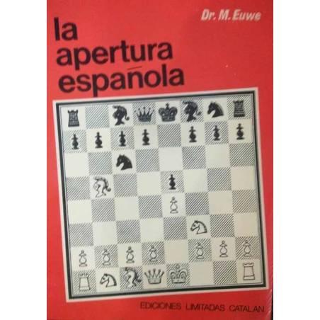 Chess book La Apertura Española tomo II
