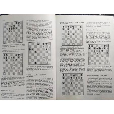 Llibre escacs Nuevas ideas en las aperturas abiertas tomo I