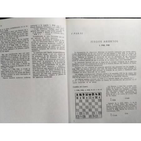 Chess book Nuevas ideas en las aperturas abiertas tomo I