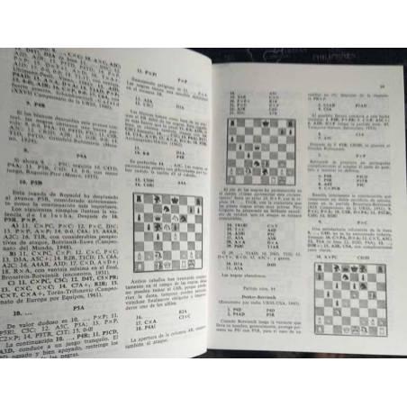 Chess book Nuevas ideas en las Aperturas cerradas