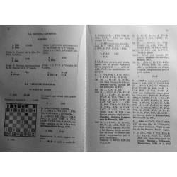 Llibre escacs Aperturas semiabiertas