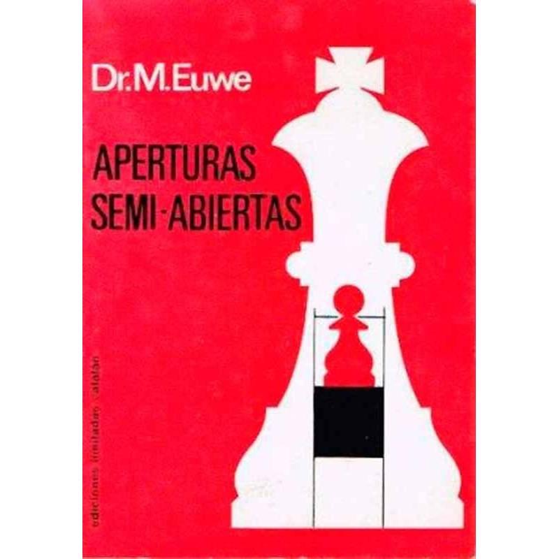 Libro ajedrez Aperturas semiabiertas