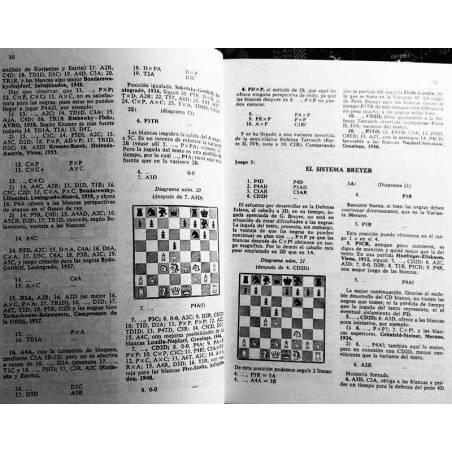 Llibre escacs Gambito de Dama tomo III