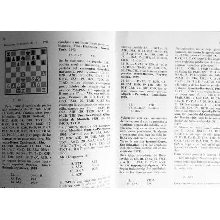 Chess book La defensa Caro-Kann