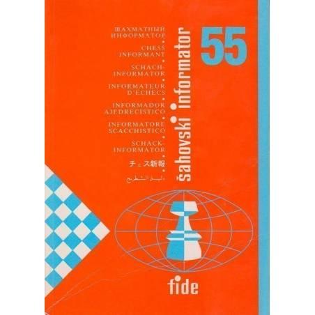 Sahovsky Informator 55