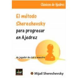 El método Shereshevsky para progresar en ajedrez