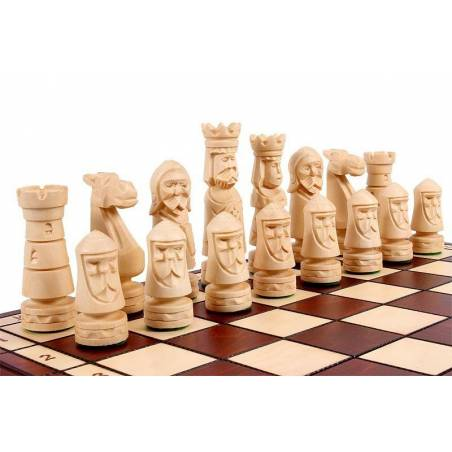 Chess Set Castle medium