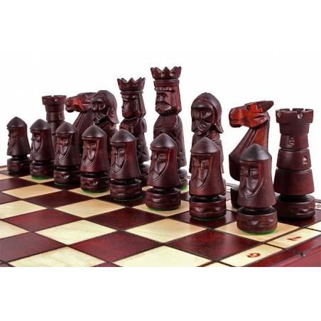 Conjunt escacs Castle mitjà