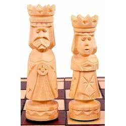 Conjunto ajedrez Castle mediano