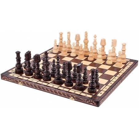 Conjunt escacs tematic Castle mitjà