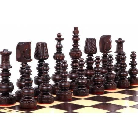 Set temathic chess Mars