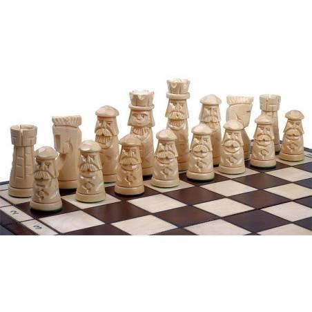 Conjunt escacs decoratiu Muminek