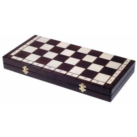 Conjunto ajedrez decorativo Muminek