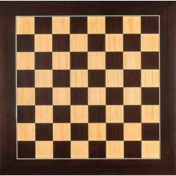 Chess board Wengue deluxe 40 cm.