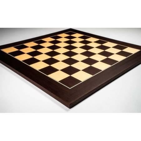 Tablero ajedrez Wengue deluxe 40 cm.