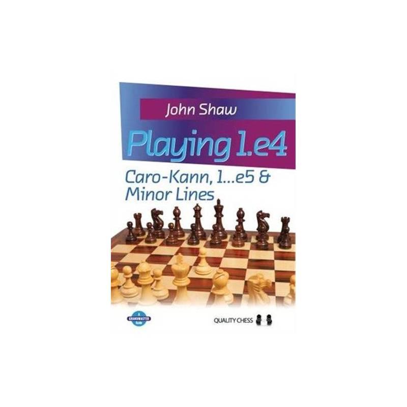 Playing 1.44: Caro-Kann 1...e5 & minor lines