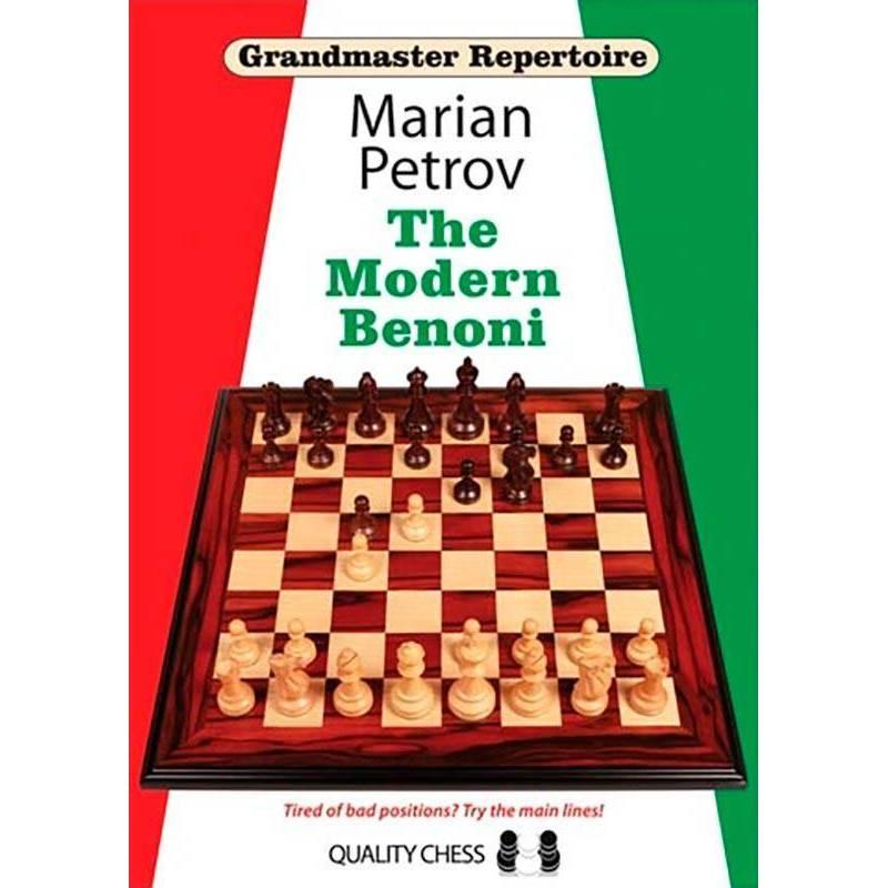 The Modern Benoni - GM Repertoire 12 Marian Petrov