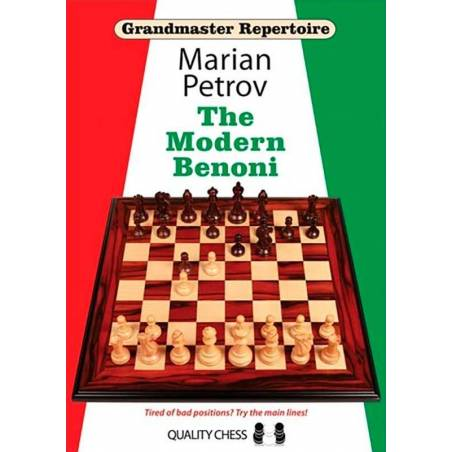The Modern Benoni - GM Repertoire 12 Marian Petrov