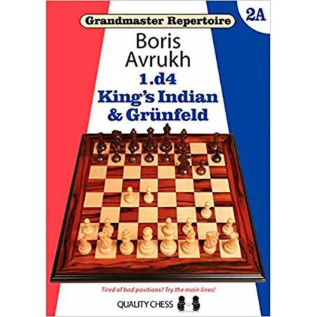 1.d4 King´s Indian & Grunfeld GM Repertoire vol 3