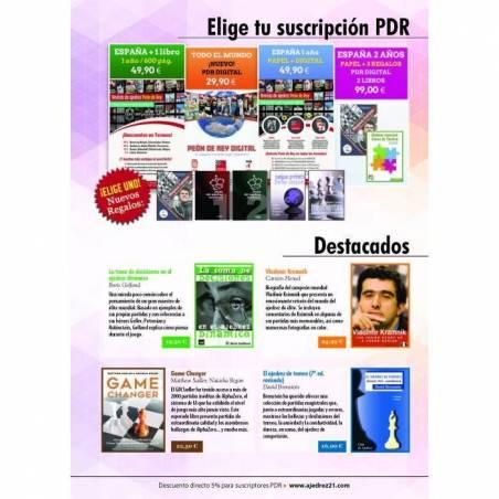 Revista Peón de Rey nº 139