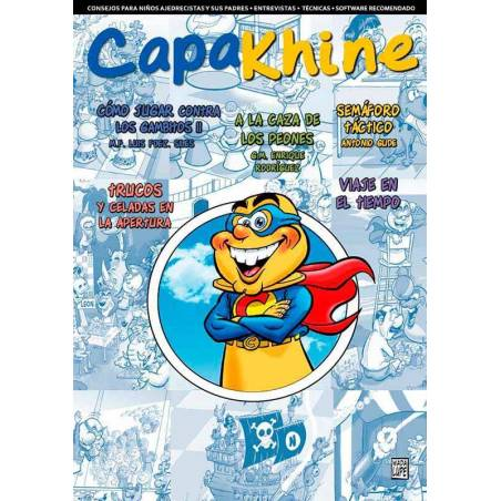 Capakhine nº 16. Half for children half for parents