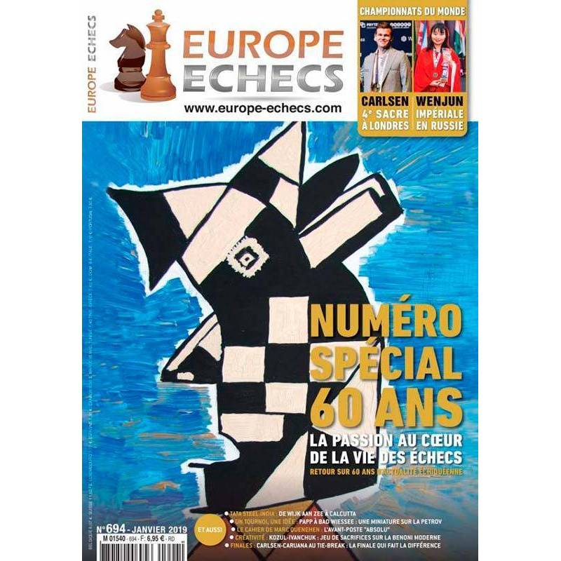 Europe Echecs 694