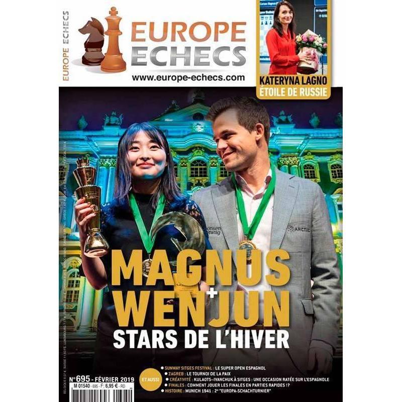 Europe Echecs 695
