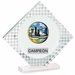 Trofeo ajedrez 13261