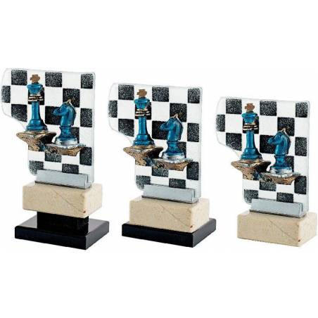 Chess trophies 8571