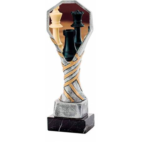 Chess trophies 4359