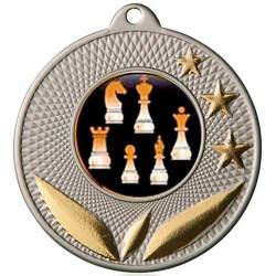 Chess medals for their championships 50 mm. 051L
